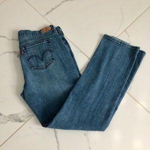 Vintage Levi's Red Tab 505 Womens Straight Leg